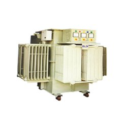 Roller Type Linear Servo Voltage Regulator