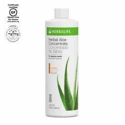 Herbal Aloe Concentrate Mandarin Pint