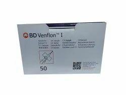 PVC BD Venflon-I IV Cannula, For Hospital, Size: 24G