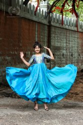 Regular Wear Frocks & Dresses Baby Girl Designer Frock