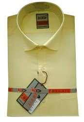 KD Shirts Cotton Mens Formal Shirt, Handwash, Size: 36