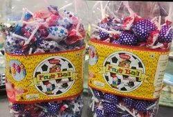 Paawan Round Mix Fruit Flavored Lollipop