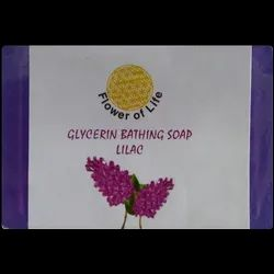 Flower Of Life Lilac Glycerin Bathing Soap