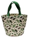 Dyed Jute Plant Bag
