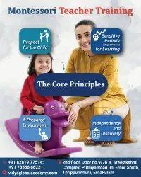 Montessori Teacher Training Services