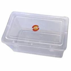 Transparent Plastic Pharmaceutical Box