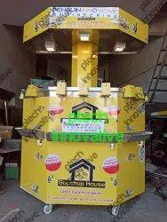 7 To 10 Nozzle Automatic Panipuri Machine