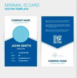 Identity Card Designing Service