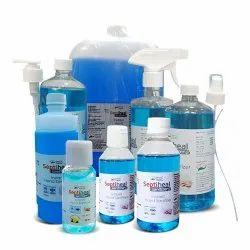 Septiheal Sanitizer 60ml / 100ml / 200ml / 500ml / 5 Litre