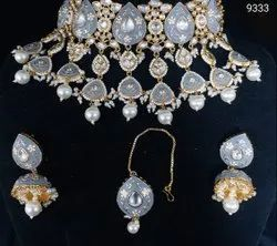 Meenakari Bollywood Latest Bridal Set