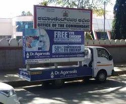 Mobile Van Branding Service In Bangalore