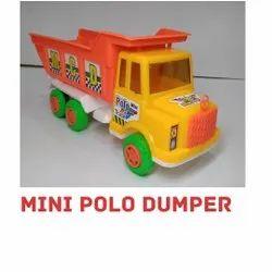Plastic Mini Polo Dumper