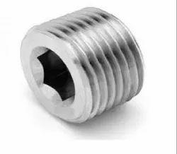 Mild Steel Allen Plug