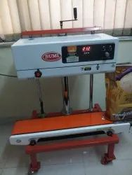 SUMI SEPACK Continuous Pouch Sealing Machine