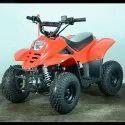 Red 80cc Junior ATV