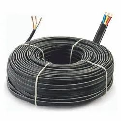 Four Core Submersible Cable