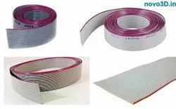 Ribbon Cable High Quality FRC 2.54mm IDC Cable 1.27mm Ribbon Wire 10/14/16/20/28 Core