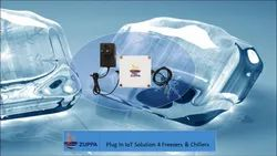 Temperature Data Logger -  Chillers/Freezers /Refrigerators/Cold Warehouses