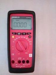 RISHABH Multimeter Model: 410