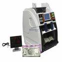 Japan Note Sorting Machine 1 Plus 1 Pocket Fitness