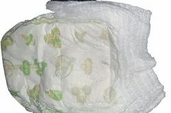 Cotton and Sap pulp Pull Up Baby Diaper, Small, Packaging Size: 46 Pieces