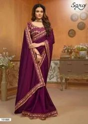 Party Wear Fancy Saree