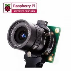 Raspberry Pi 6mm High Quality Camera Wide Angle Lens