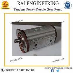 Tandem Pump (Double Pump) Dowty Gear Pump