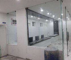 Glass Patch Fitting Service, Tamil Nadu, Model Name/Number: 0233