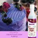Purple Multi Purpose Liquid Food Colours