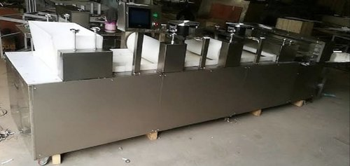 Cereal Bars Making Machine