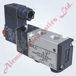 5/2 Way Single Solenoid Valve
