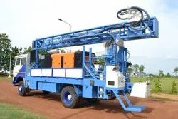Dth 150 Meters Truck Mounted Drilling Rig for Sale