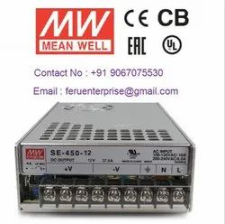 Meanwell 12VDC 37.5A Power Supply