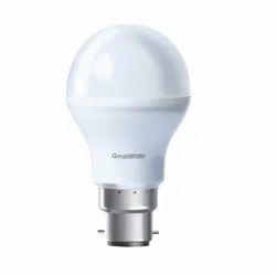 Ceramic Round 7 W Great White LED Bulb
