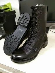 Military Leather Shoe