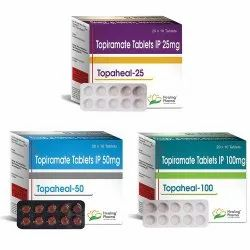 Topiramate 25mg / Topiramate 50mg / Topiramate 100mg