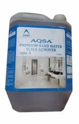 Liquid Aqsa Water Scale Remover, Packaging Size: 5 Litre