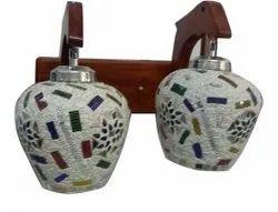 LED Ceramic Decorative Standy Wall Lamp