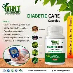 MKT Diabetic Care Capsules, Non prescription
