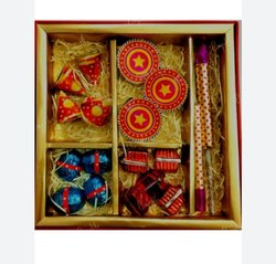 Cracker Shaped Handmade Chocolates