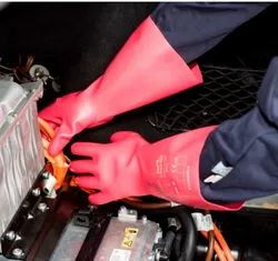 Electrical Rubber Gloves DPL LINEPRO CLASS 4