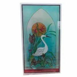 Window door Printing glass, Thickness: 12mm