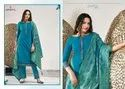 Rangoon Parampara Fancy Silk Readymade Salwar Suit Catalog