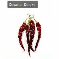 Devanur Deluxe Dry Red Chilli, 30 Kg