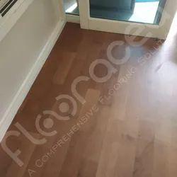 Matte Wooden Shade PVC Vinyl Indoor Flooring, For Residential,Commercial