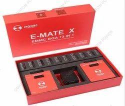 E MATE PRO BOX E-Mate X 13in1 EASY JTAG ATF UFI BOX MOORC