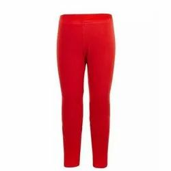 Cotton Straight Fit Comfort Lady Ladies Leggings, Size: Free Size