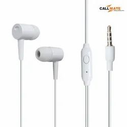 CallMate Wired Mobile Hands Free with High Quality Sound