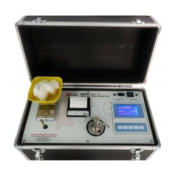 Digital Cotton Micronaire Tester
